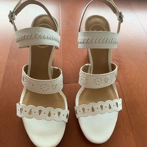 Jack Rogers Wedges Size 7.5